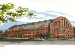 Hinkle-Fieldhouse-arena-featured-image-on-website-copyright-2015-Richelle-Flecke
