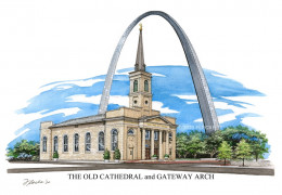 Old-Cathedral-and-Gateway-Arch-final-©2020-Flecke
