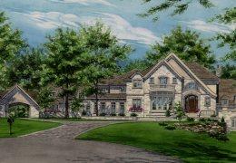Stone-mansion