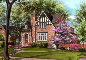 St Louis Home Copyright Richelle Flecke