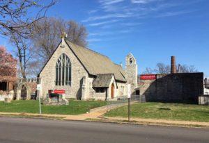 Photo of St. Paul's Church (c) 2018 Richelle Flecke