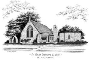 St. Paul's Episcopal Church (c) 2018 Richelle Flecke
